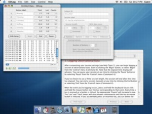 ODLog for Mac OS X